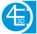 4E3D Next Generation Printer