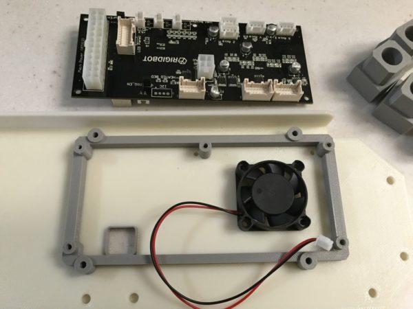 4E3D Next Generation Printer