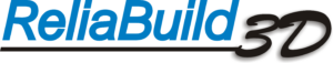 ReliaBuild 3D Logo