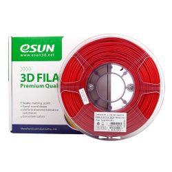 eSUN PLA Engine Red